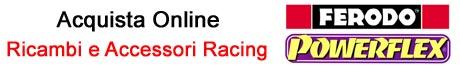 Shop Ricambi e Accessori Racing